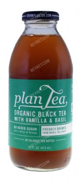Black Tea with Vanilla & Basil