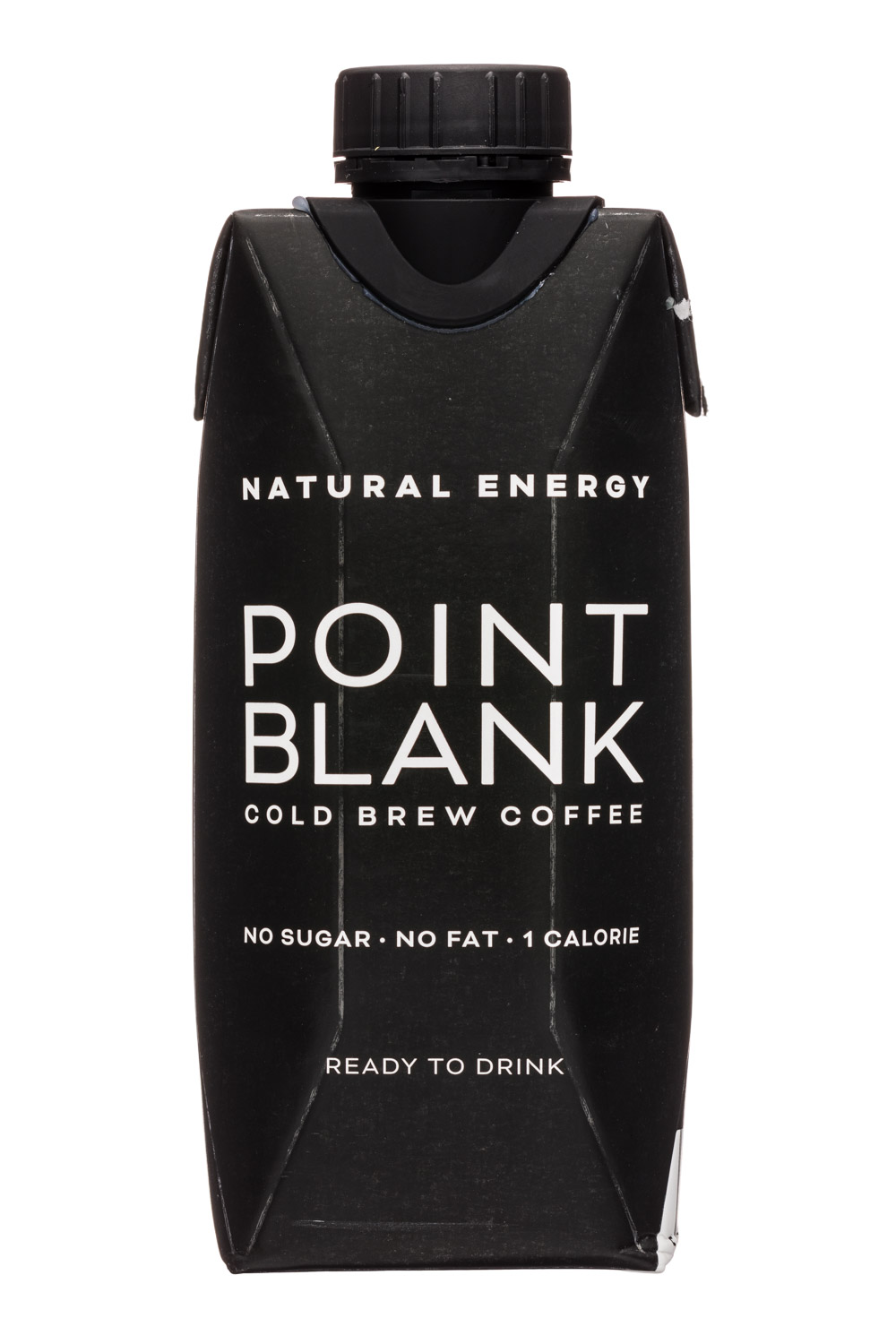 Point Blank Cold Brew: PointBlank-330ml-ColdBrew-Front