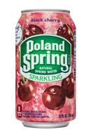 Poland Spring Nature's Blend: PolandSpring-12oz-Sparkling-BlackCherry-Front