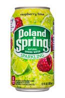 Poland Spring Nature's Blend: PolandSpring-12oz-Sparkling-RaspberryLime-Front