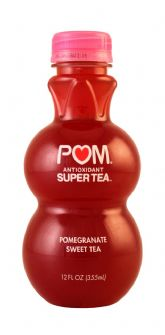 Pomegranate Sweet Tea