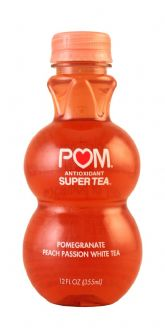 Pomegranate Peach Passion White Tea