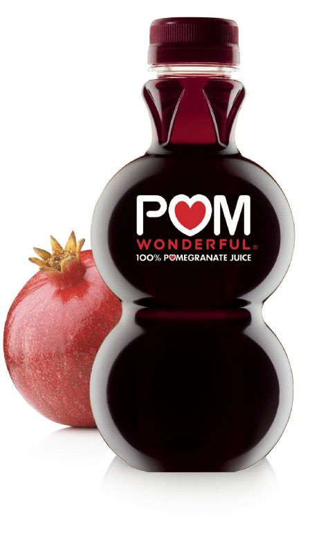 POM Wonderful: POM Wonderful 100% Pomegranate Juice