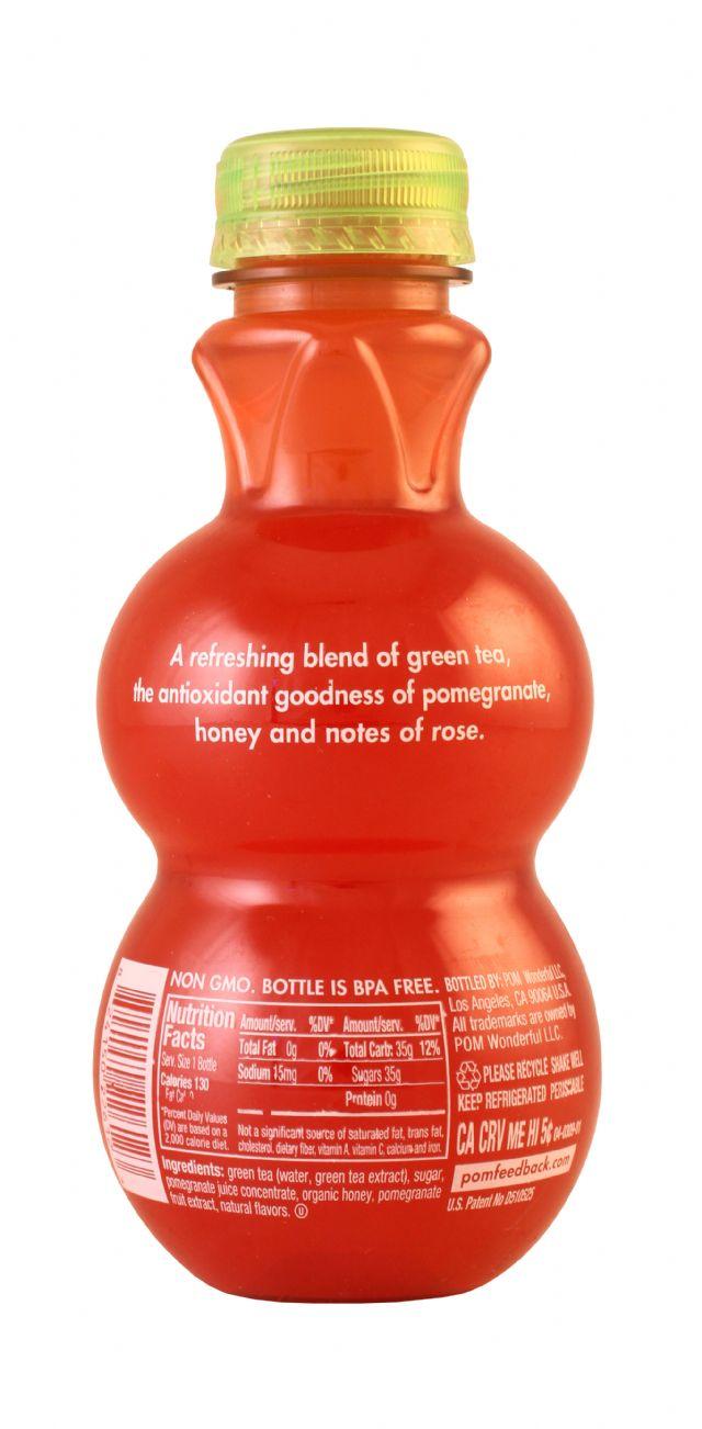POM Wonderful: PomTea HoneyGreen Facts