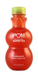 POM Wonderful: PomTea HoneyGreen Front