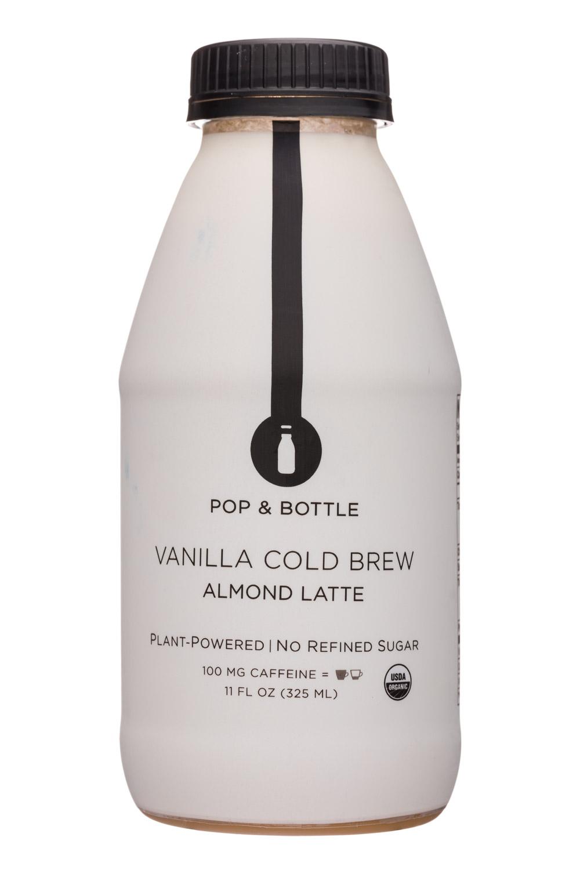 Almond Latte - Vanilla Cold Brew
