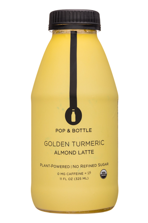 Almond Latte - Golden Turmeric