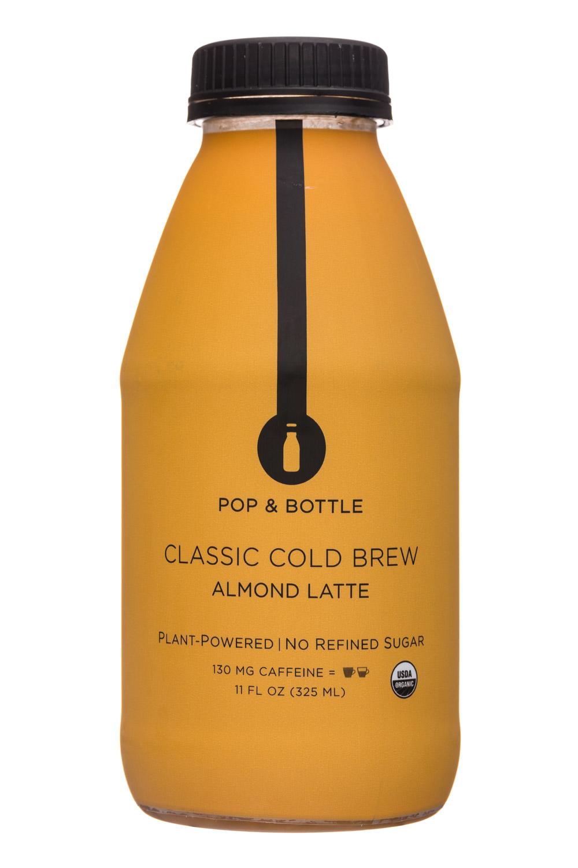 Almond Latte - Classic Cold Brew
