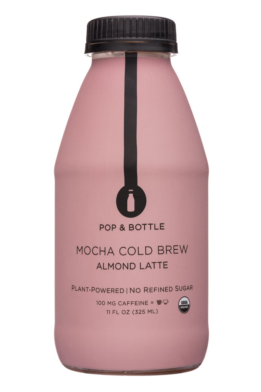 Almond Latte - Mocha Cold Brew