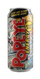 Popeye Energy: Popeye LemMint Front