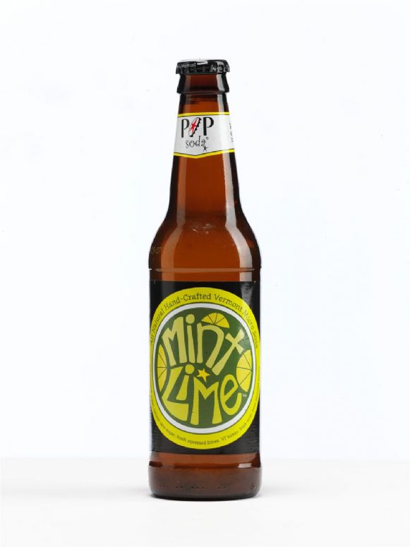 Pop Soda VT: Mint Lime