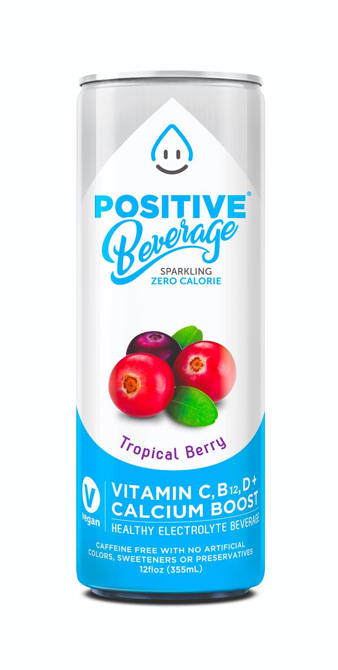 Positive Beverage: 388685011 positive-beverage-berry