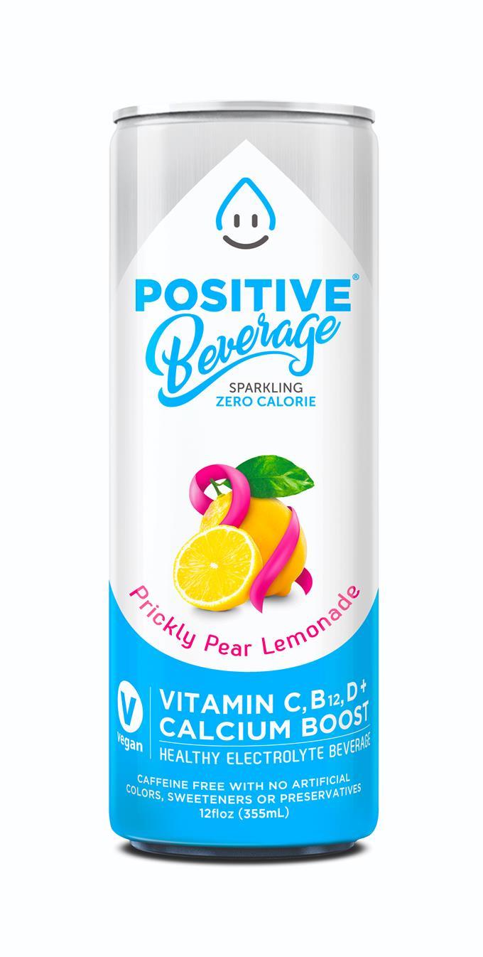 Positive Beverage: 592851442 positive-beverage-prickly pear