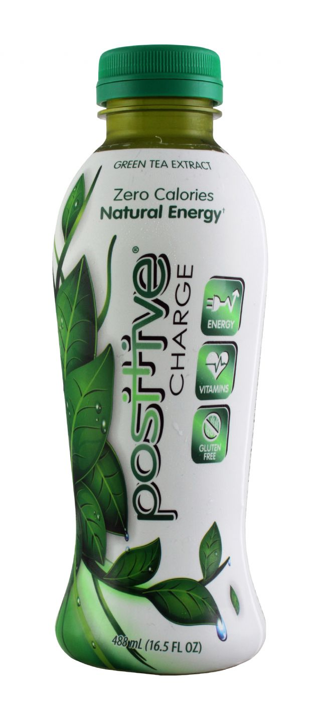 Positive Beverage: Positive Charge Front