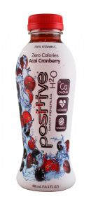 Positive Beverage: Positive Acai Front