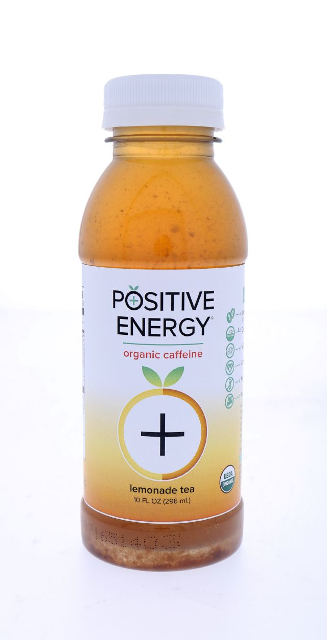 Positive Energy: PositiveEnergy Lemonade Front