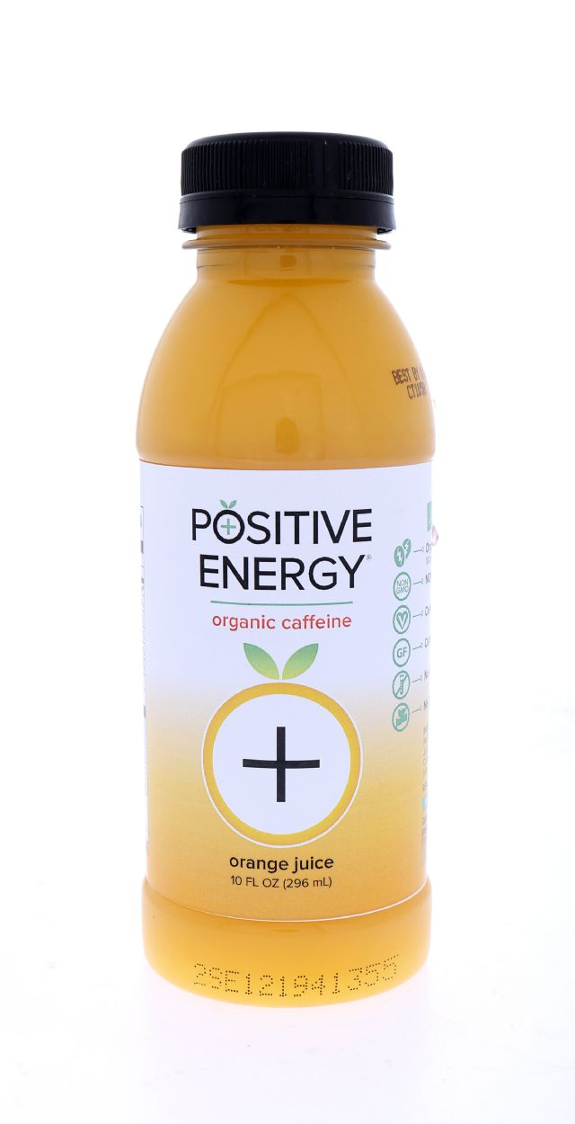 Positive Energy: PositiveEnergy Orange Front