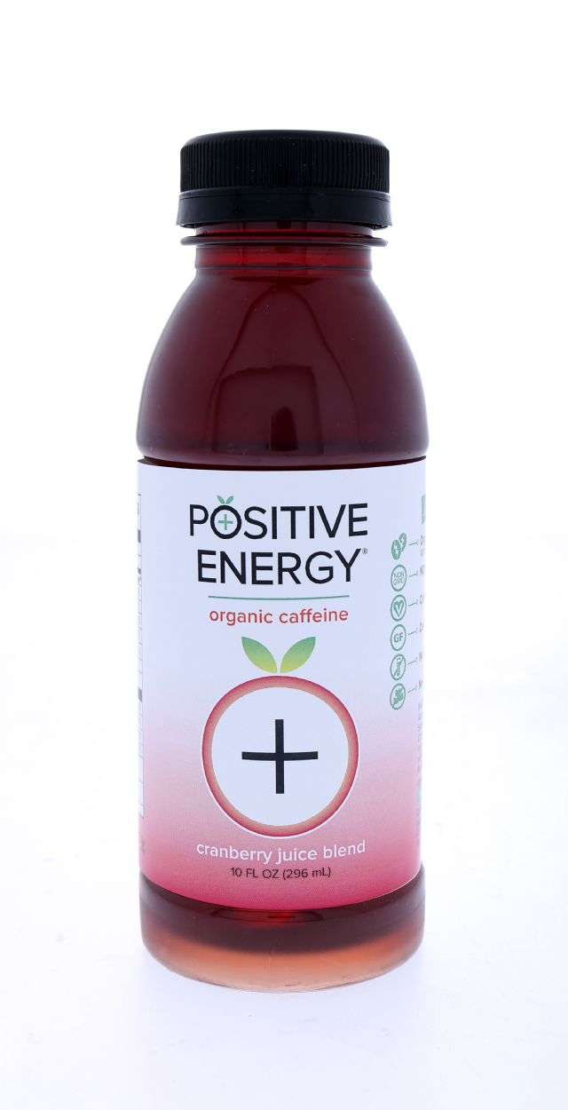 Positive Energy: PositiveEnergy Cran Front