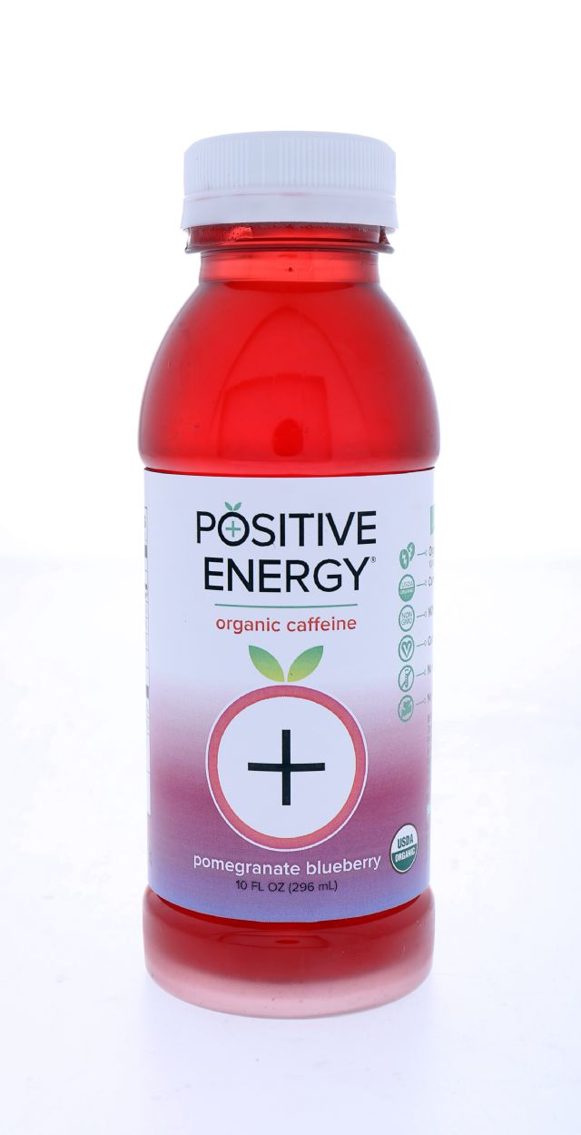 Positive Energy: PositiveEnergy PomBlue Front