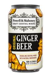 Ginger Beer (Sparkling)
