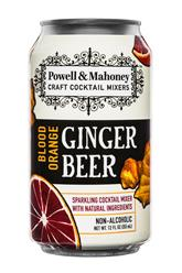 Blood Orange Ginger Beer- Can