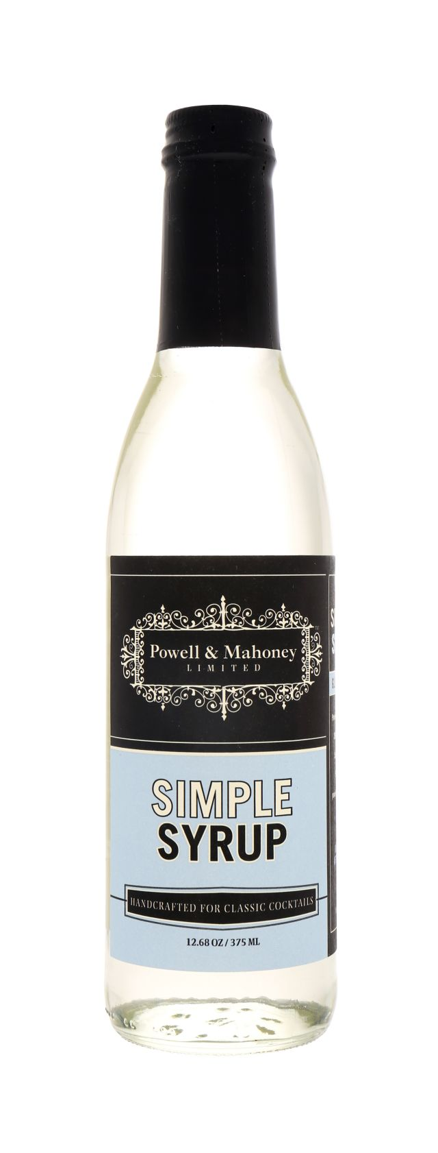 Powell & Mahoney: PM SimpleSyrup Front