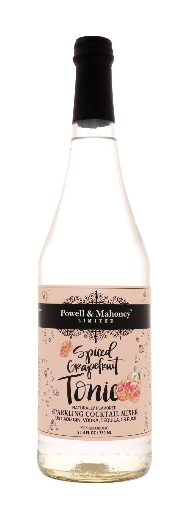 Powell & Mahoney: PM SpicedGrape Front
