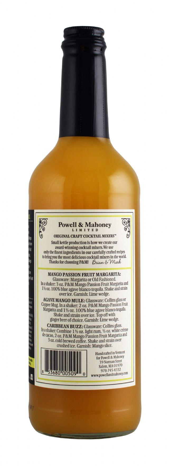 Powell & Mahoney: PM MangoPass Side