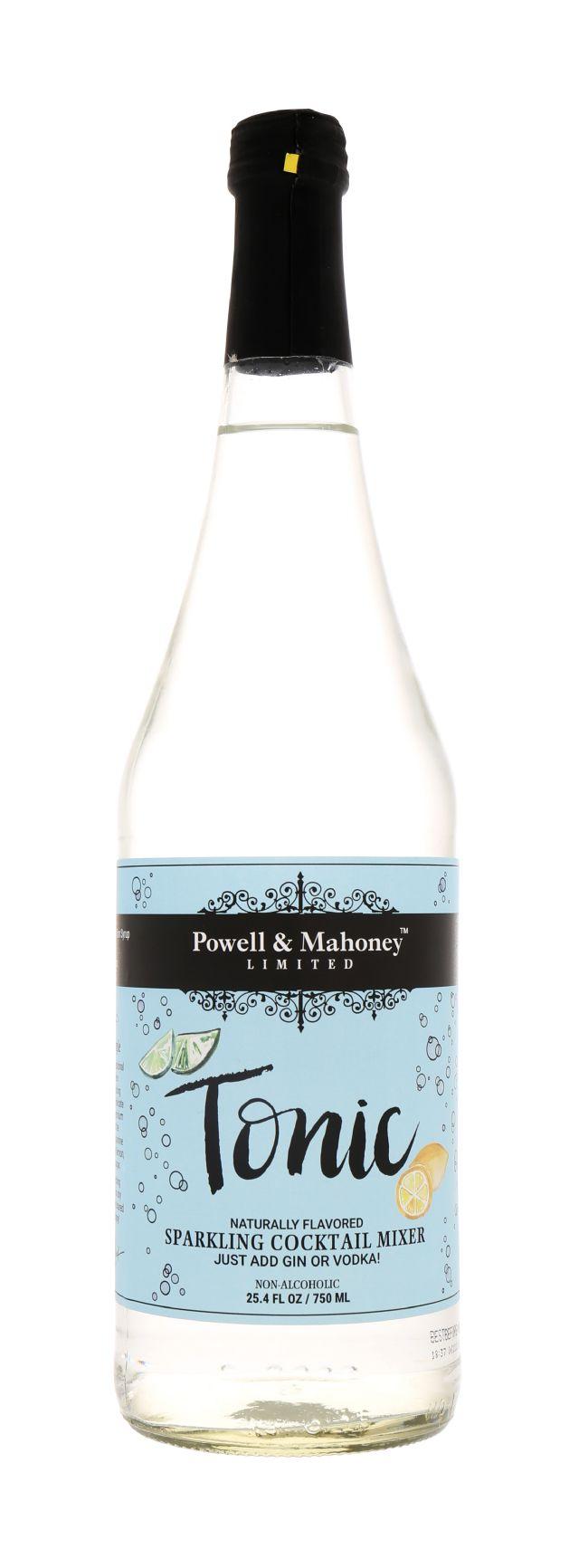 Powell & Mahoney: PM Tonic Front