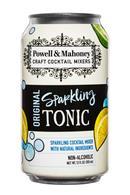 Powell & Mahoney: PowelMahoney-SparklingMixer-12oz-SparklingTonic-Front
