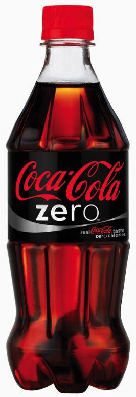 Coca-Cola Zero: coca cola- zero