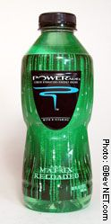 Matrix Reloaded Powerade