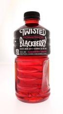 Powerade: powerade BlackberryCherry front