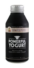 Powerful Yogurt: PowYogurt VanMap Front