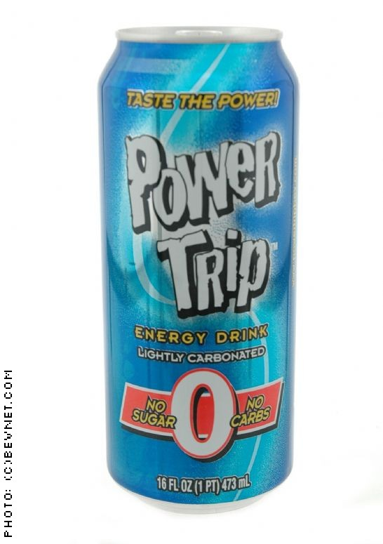Power Trip Energy Drink: