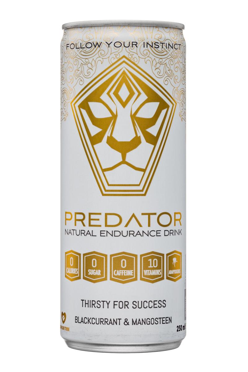 Predator : Predator-Endurance-250ml-BlackcurrantMangosteen-Front