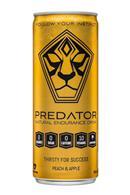 Predator : Predator-Endurance-250ml-PeachApple-Front