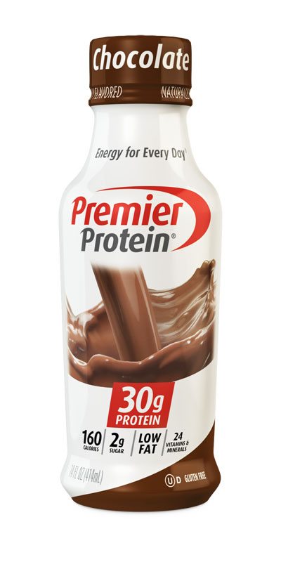 Premier Protein: ProductImage_PP_Shake_14oz_Choc_US