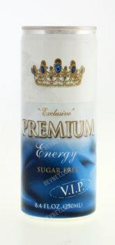 Exclusive Premium Energy Sugar-Free
