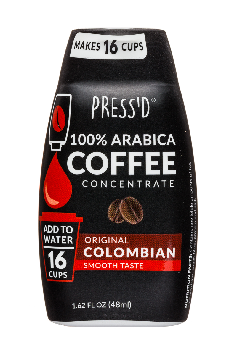 100% Arabica Coffee Concentrate - Colombian