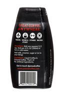 Press'd Coffee: Pressd-2oz-CoffeeConcentrate-OriginalColombian-Facts