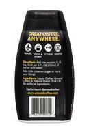Press'd Coffee: Pressd-2oz-CoffeeConcentrate-Vanilla-Facts