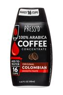 Press'd Coffee: Pressd-2oz-CoffeeConcentrate-OriginalColombian-Front