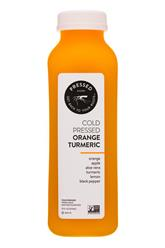Cold Pressed Orange Turmeric