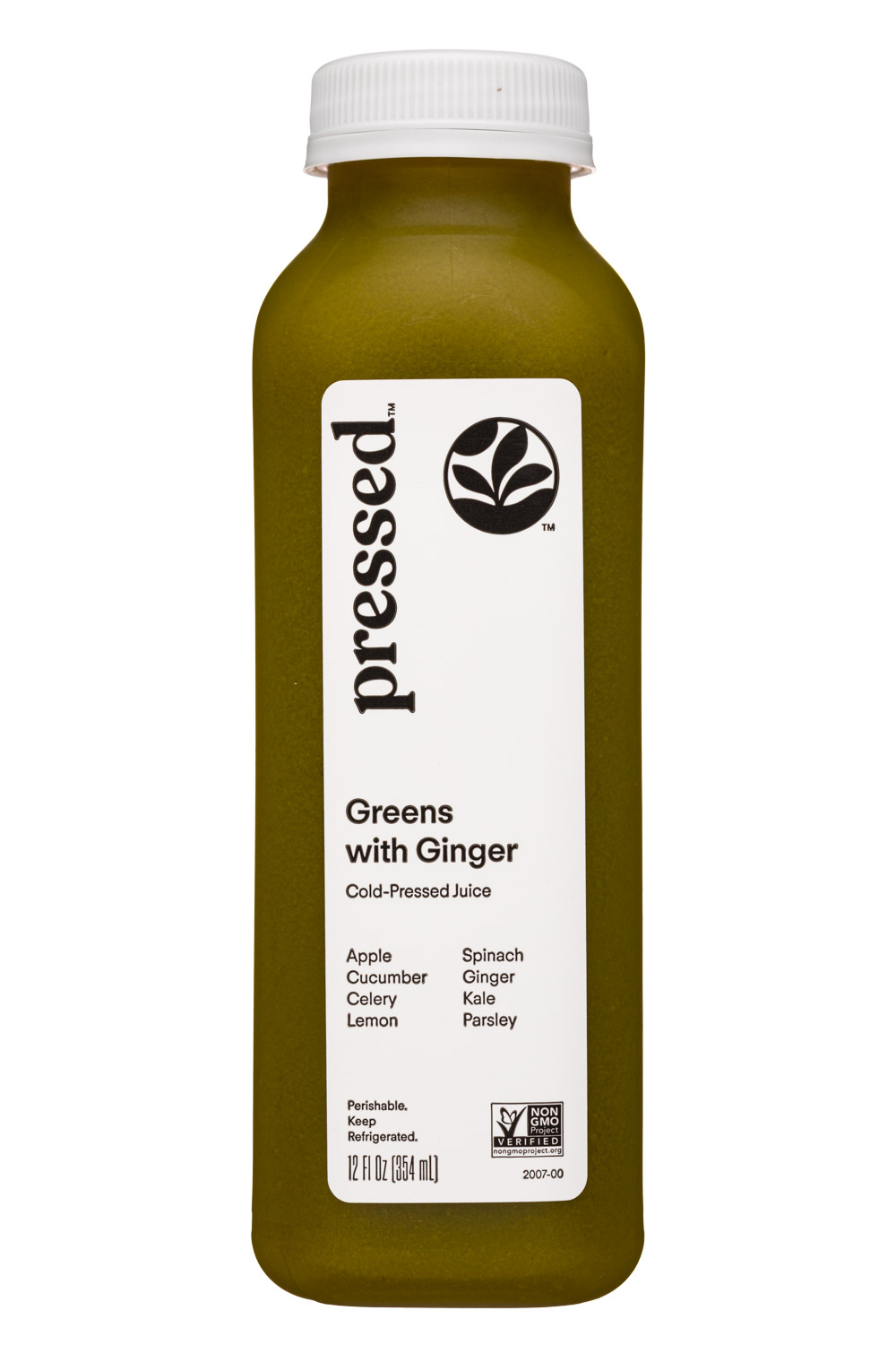 Greens With Ginger 12oz (2021)