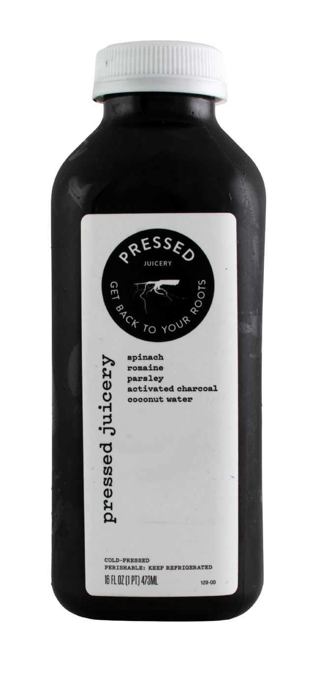 Pressed Juicery: PressedJuicery Spinach Front