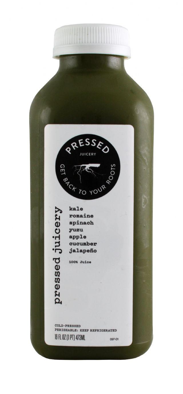 Pressed Juicery: PressedJuicery Kale Front