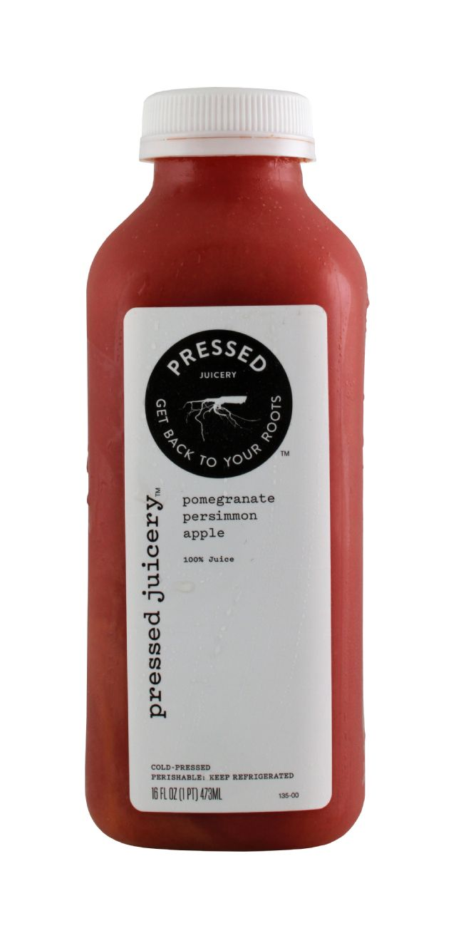 Pressed Juicery: Pressed Pom Front