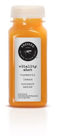 Pressed Juicery: Vitality