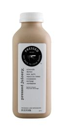 Pressed Juicery: Pressed Almonds Front